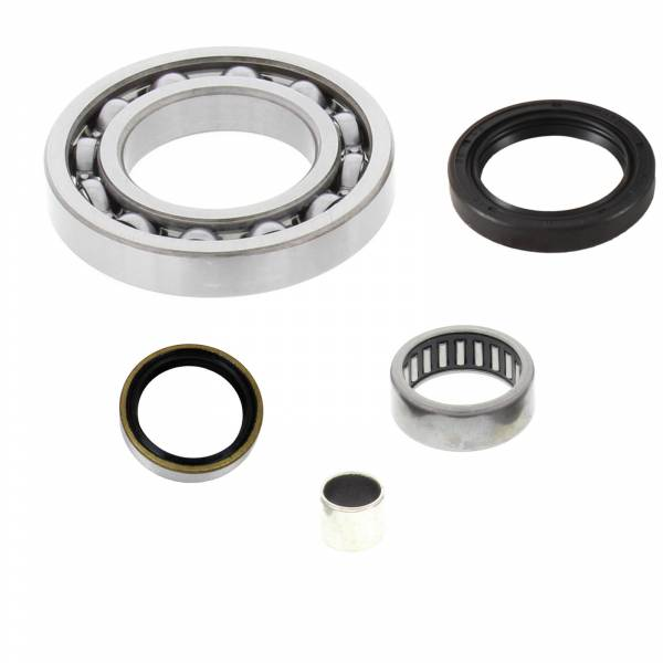 Boss Bearing - Boss Bearing Pinion Gear Front Differential Bearing and Seal Kit for Polaris