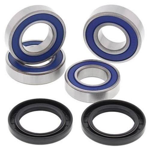 Boss Bearing - Upgraded Both Rear Wheel Bearing and Seal Kit for Suzuki
