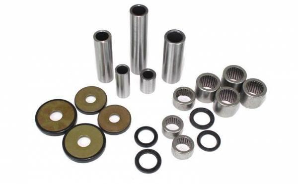 Boss Bearing - Boss Bearing Rear Suspension Linkage Bearings Seals Kit for Suzuki