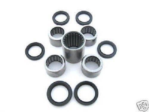 Boss Bearing - Boss Bearing H-CR125-LK-1000-1E2 Rear Linkage Bearings and Seals Kit for Honda