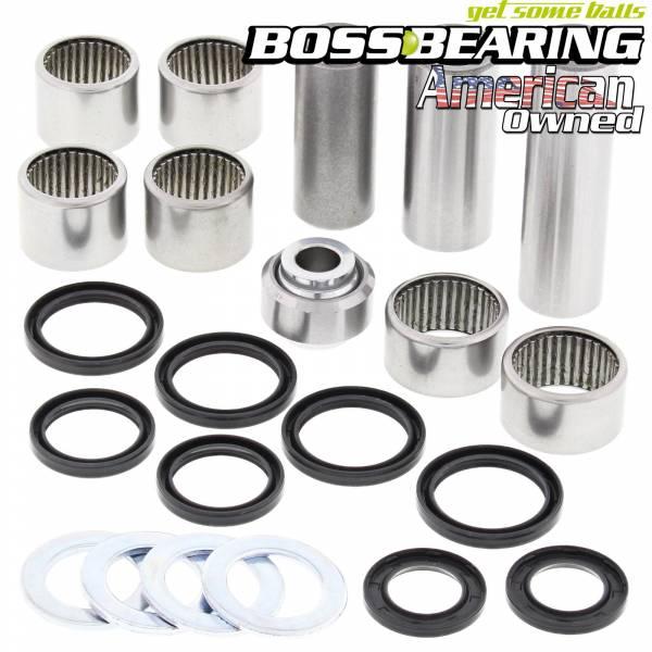 Boss Bearing - Swing Arm Linkage Bearing Kit for Honda CR500R 96-01