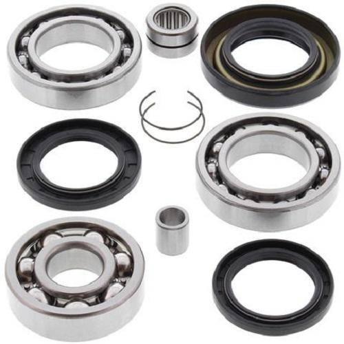 Boss Bearing - Boss Bearing Rear Differential Bearing and Seal Kit for Honda