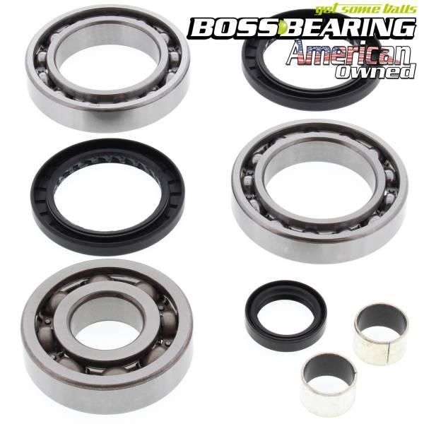 Boss Bearing - Boss Bearing Rear Differential Bearings and Seals Kit for Polaris