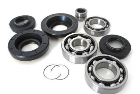 Boss Bearing - Boss Bearing Rear Differential Bearings Seals Kit for Honda