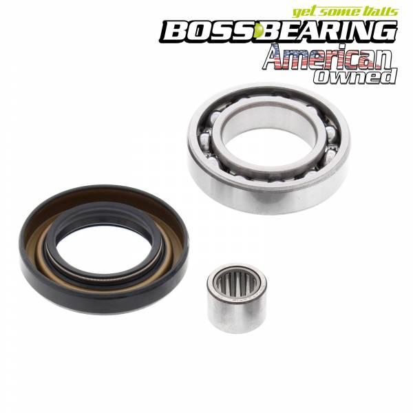 Boss Bearing - Boss Bearing Rear Pinion Gear Differential Bearing and Seal Kit  for Honda