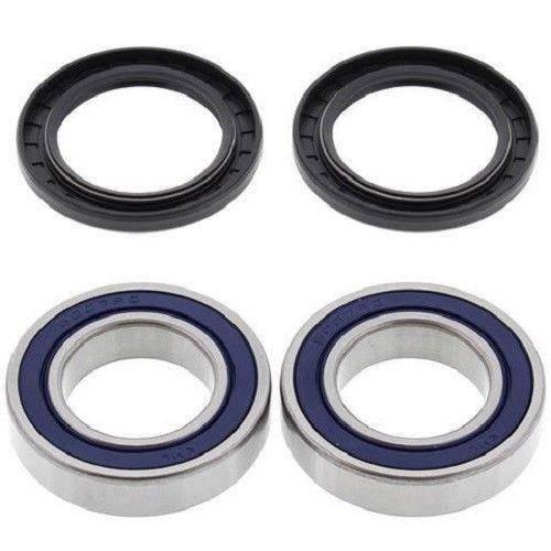 Boss Bearing - Boss Bearing Rear Axle Wheel Bearings and Seals Kit for Polaris