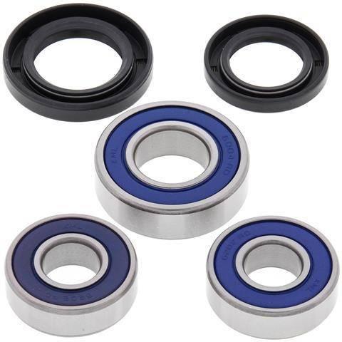 Boss Bearing - Rear Wheel Bearing Seals Kit for Kawasaki and Yamaha