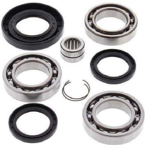 Boss Bearing - Boss Bearing Rear Differential Bearings and Seals Kit for Honda