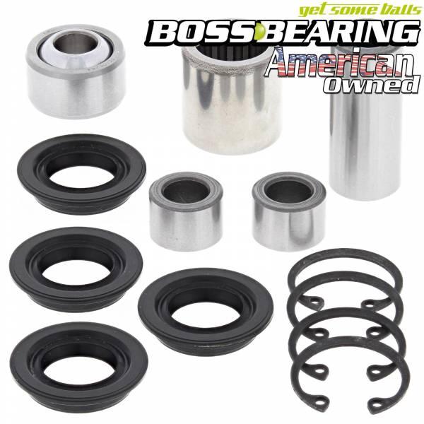 Boss Bearing - Boss Bearing Front Upper and Lower A Arm Bearing Kit for Kawasaki