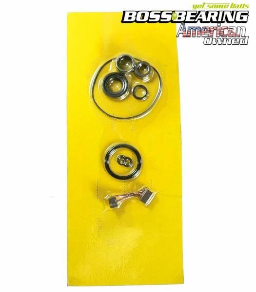 Boss Bearing - Starter Kit with Bruch Holder SMU9117 for Kawasaki KLF185 Bayou 185 1985-1988