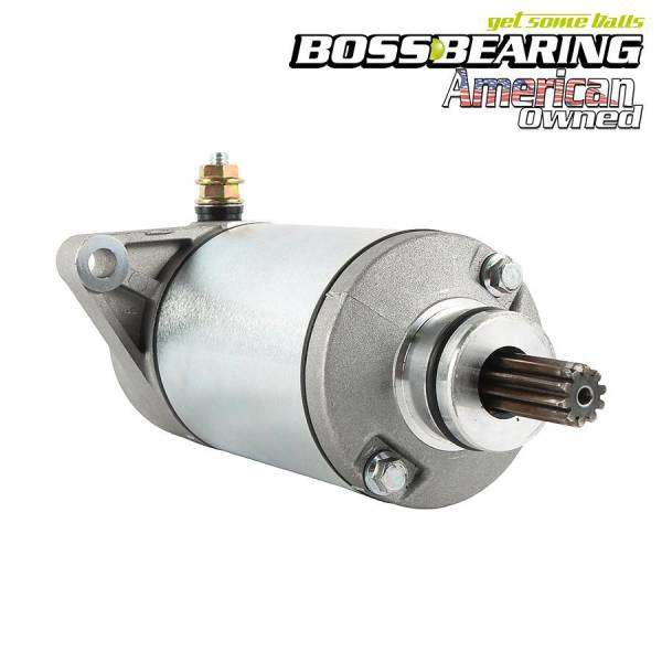 Boss Bearing - Boss Bearing Arrowhead Starter Relay 12V SMU0545