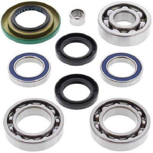 Boss Bearing - Boss Bearing Rear Differential Bearings and Seals Kit for Can-Am