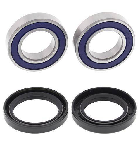 Boss Bearing - Boss Bearing Rear Wheel Bearing and Seal Kit for Yamaha