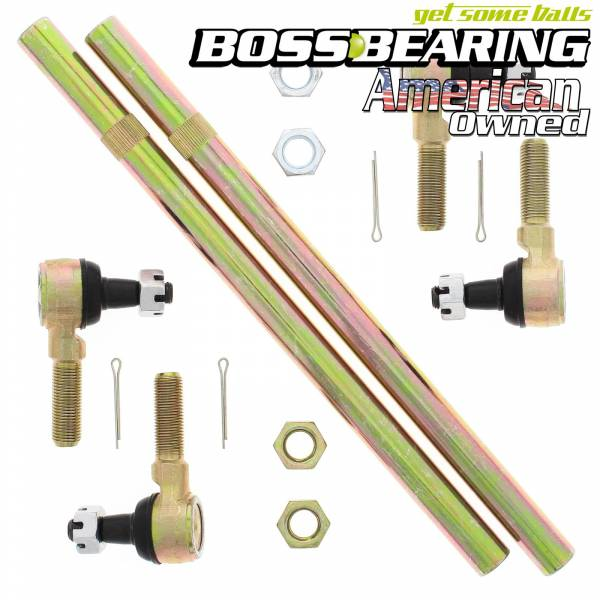 Boss Bearing - Tie Rod Ends Upgrade Kit for Yamaha YFS200 Blaster and Arctic Cat 150 and 250