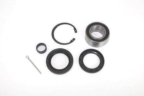 Boss Bearing - Boss Bearing Front Wheel Bearings Seals Kit for Honda
