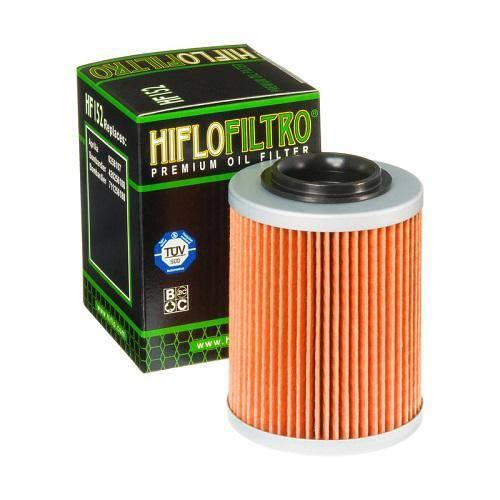 Boss Bearing - Boss Bearing Hiflo Oil Filter HF152 for Aprilia