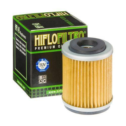Boss Bearing - Boss Bearing Hiflo Oil Filter HF143 for Yamaha