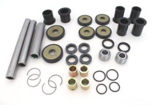 Boss Bearing - Boss Bearing 41-3568-9B10 Rear Suspension A Arm Bearings Bushing Kit for Honda