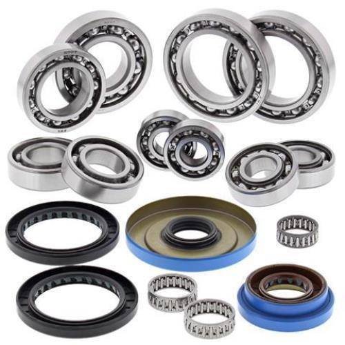 Boss Bearing - Boss Bearing Rear Differential Bearings Seals Kit for Polaris