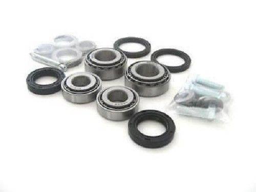 Boss Bearing - Boss Bearing H-ATV-FR-AFTER-1000 Upgrade Tapered Front Wheel Bearings Seals Kit