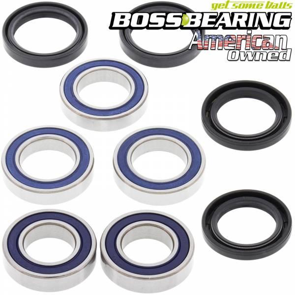 Boss Bearing - Boss Bearing Front Wheel Bearings and Seals Kit for Kawasaki and Suzuki