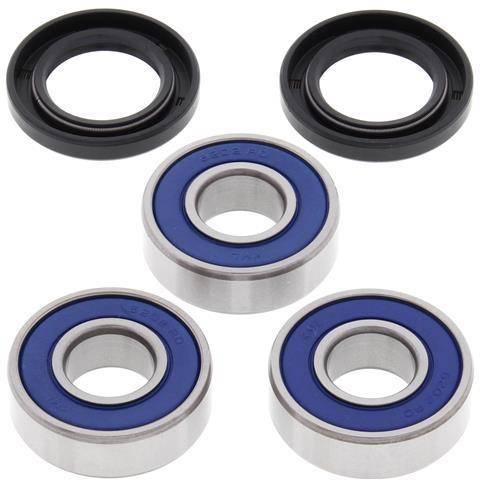Boss Bearing - Rear Wheel Bearings and Seals Kit for Yamaha