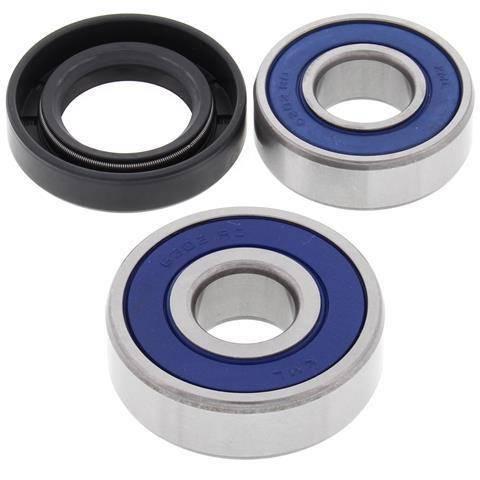 Boss Bearing - Boss Bearing Rear Wheel Bearings and Seal Kit for Yamaha