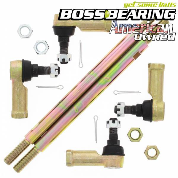 Boss Bearing - Tie Rod Ends Upgrade Kit for Honda TRX 300 and 420