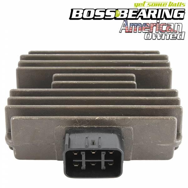 Boss Bearing - Arrowhead Voltage Regulator Rectifier AKI6043 forKawasaki ATV, UTV and Motorcycles