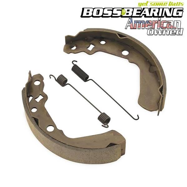 BikeMaster - Boss Bearing Front Brake Shoe BikeMaster for Suzuki
