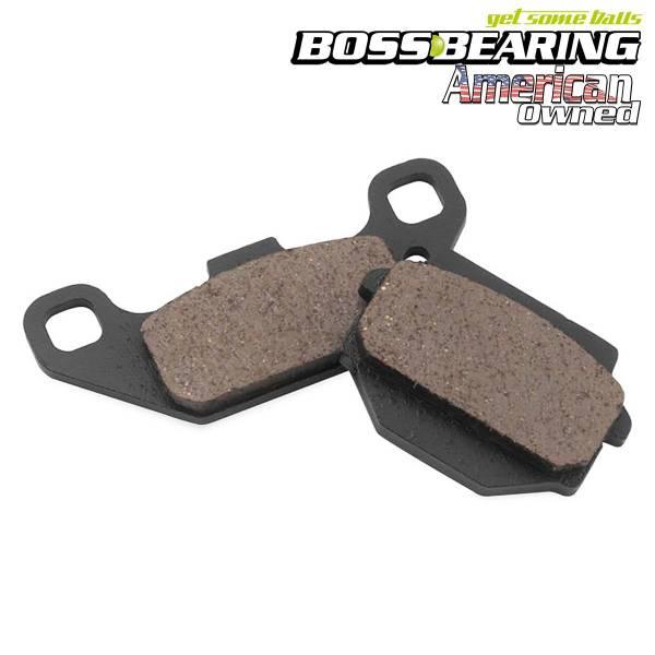BikeMaster - Boss Bearing Front Brake Pads BikeMaster S3023