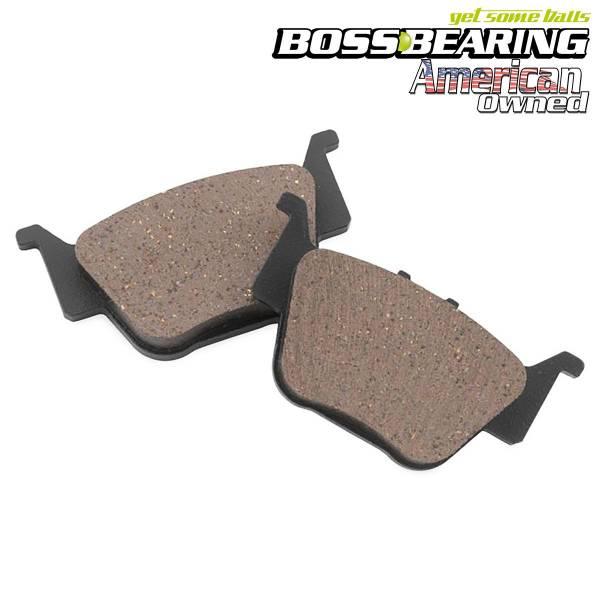 BikeMaster - Boss Bearing Rear Brake Pads BikeMaster H1095