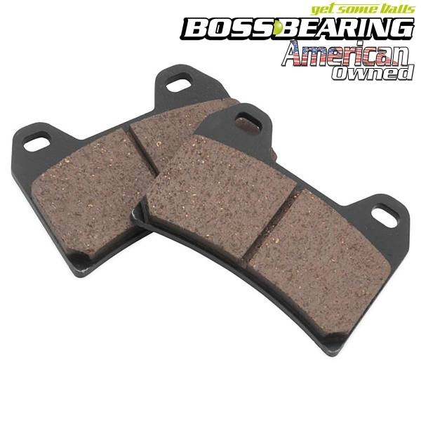 BikeMaster - Boss Bearing Front Brake Pads BikeMaster 961145 for KTM