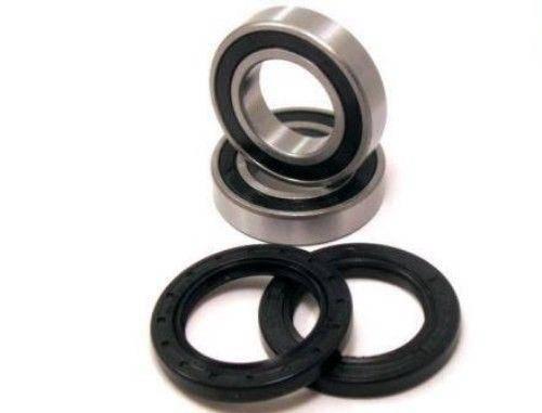 Boss Bearing - Boss Bearing Rear Axle Bearings and Seals Kit for Kawasaki