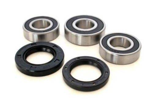 Boss Bearing - Rear Wheel Bearings and Seals for Yamaha - Boss Bearing