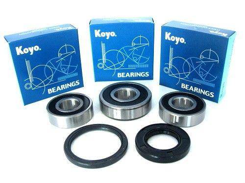 Boss Bearing - Boss Bearing Japanese Rear Wheel Bearings Seals Kit for Honda