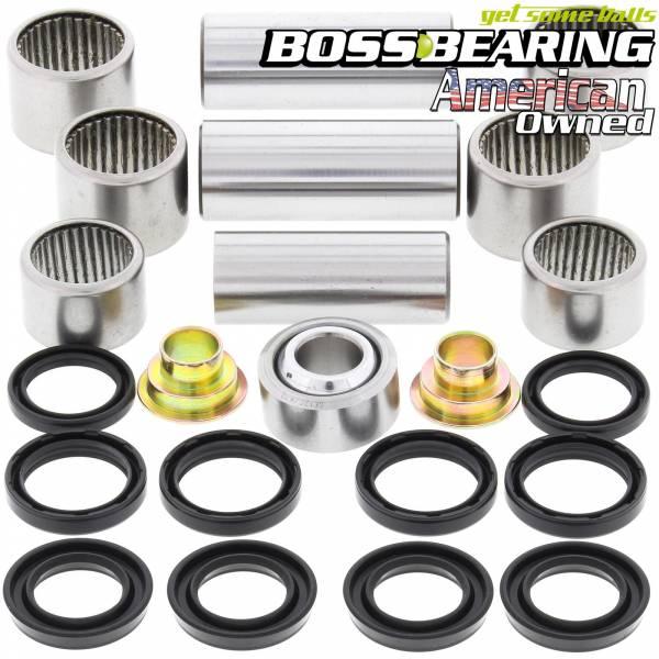 Boss Bearing - Boss Bearing Rear Linkage Bearing and Seal Kit for Husqvarna