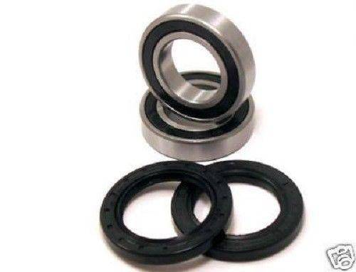 Boss Bearing - Boss Bearing H-ATC-RR-1001-2D2 Rear Axle Bearings and Seals Kit for Honda