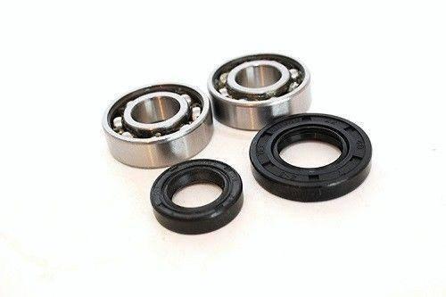Boss Bearing - Boss Bearing H-CR125-MC-73-78-3F4 Main Crankshaft Bearings and Seals Kit for Honda