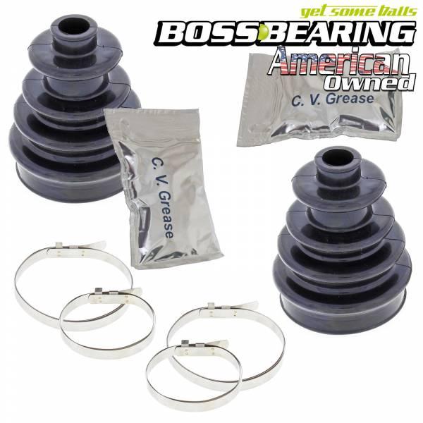 Boss Bearing - Boss Bearing CV Boot Repair Combo Kit for Polaris