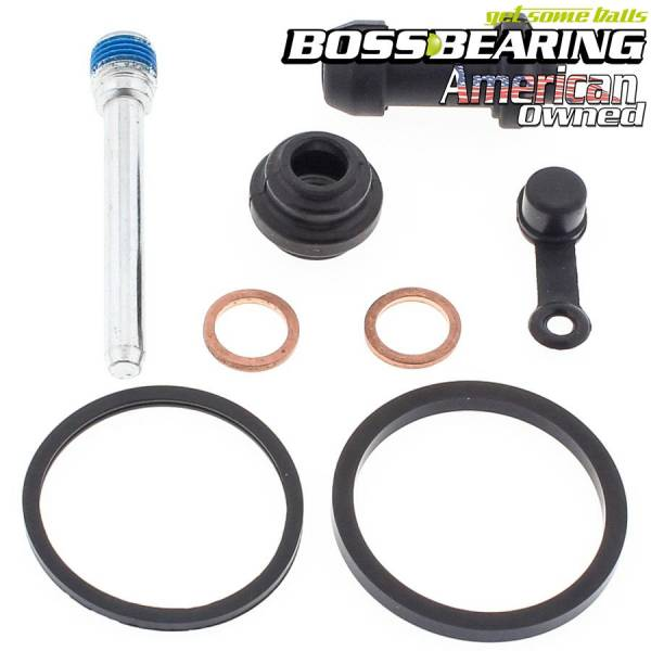 Boss Bearing - Boss Bearing Rear Brake Caliper Rebuild Repair Kit