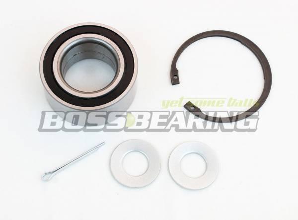Boss Bearing - Boss Bearing Front Wheel Bearing Kit for Polaris RZR