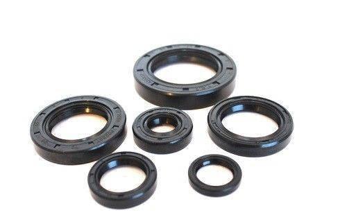 Boss Bearing - Boss Bearing Complete Bottom End Engine Oil Seals Kit for Kawasaki