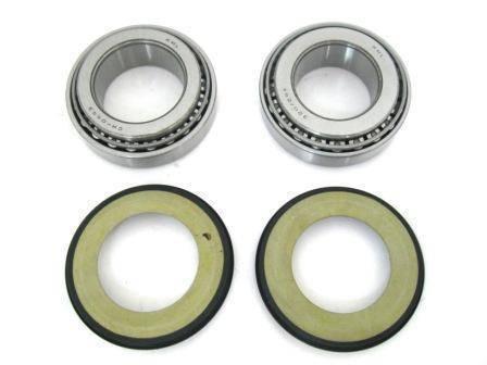 Boss Bearing - Boss Bearing 41-6242-7C1-5 Steering Stem Bearings and Seals Kit for Honda