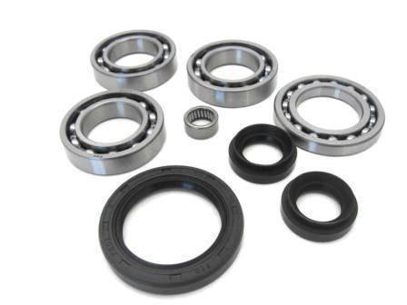 Boss Bearing - Boss Bearing 41-3403-7E6-4 Front Differential Bearings and Seals Kit for Yamaha