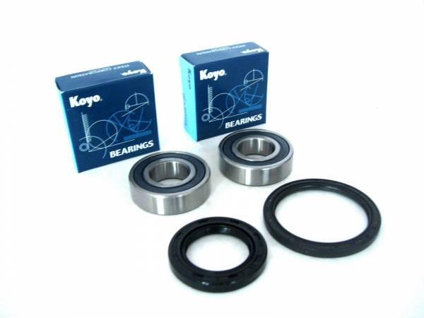 Boss Bearing - Boss Bearing 41-6286BP-8H3-B-1 Premium Front Wheel Bearings and Seals Kit for Kawasaki