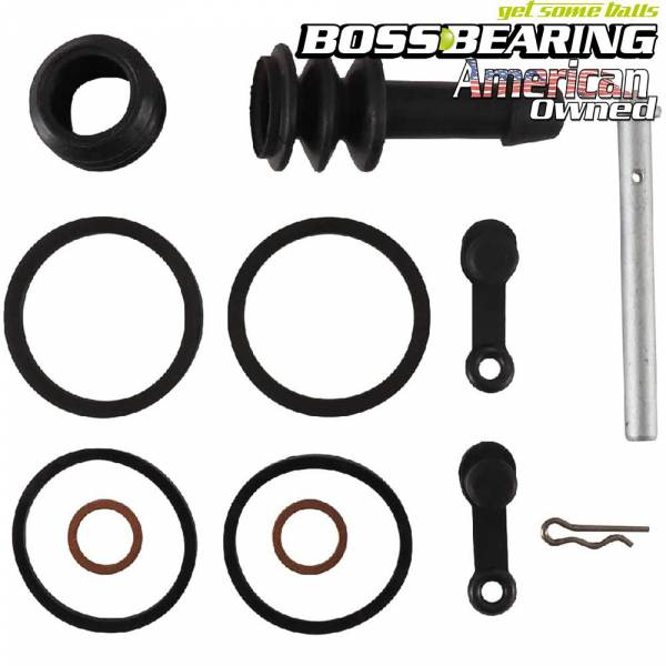 Boss Bearing - Boss Bearing Rear Brake Caliper Rebuild Kit