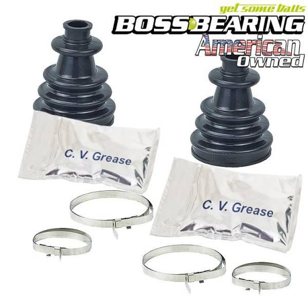 Boss Bearing - Boss Bearing CV Boot Combo Repair Kit for Polaris