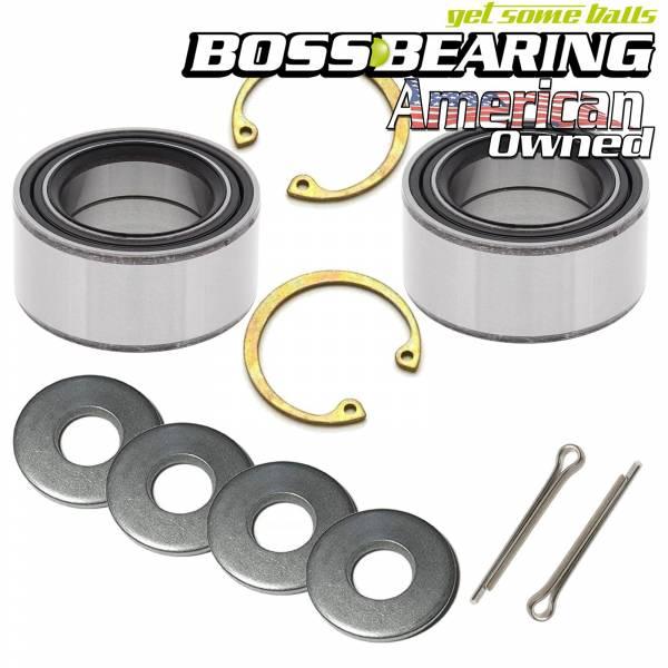 Boss Bearing - Boss Bearing Both Front and/or Rear Wheel Bearings Kit for Polaris