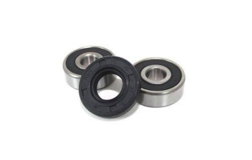 Boss Bearing - Boss Bearing Front Wheel Bearings and Seal Kit for Yamaha